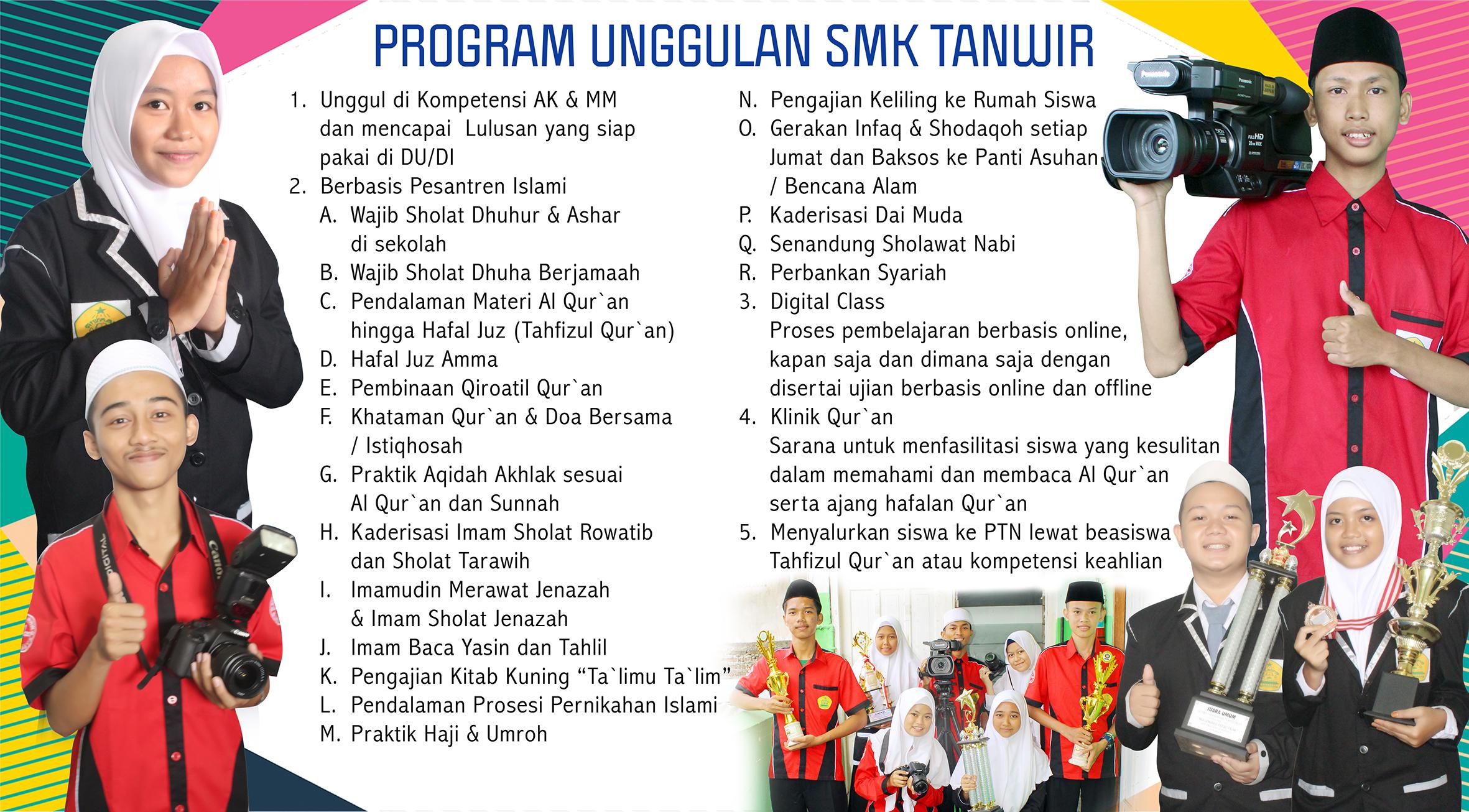 Program Unggulan SMEKTASA